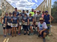 Habitat for Humanity Veteran Build - April 1, 2017